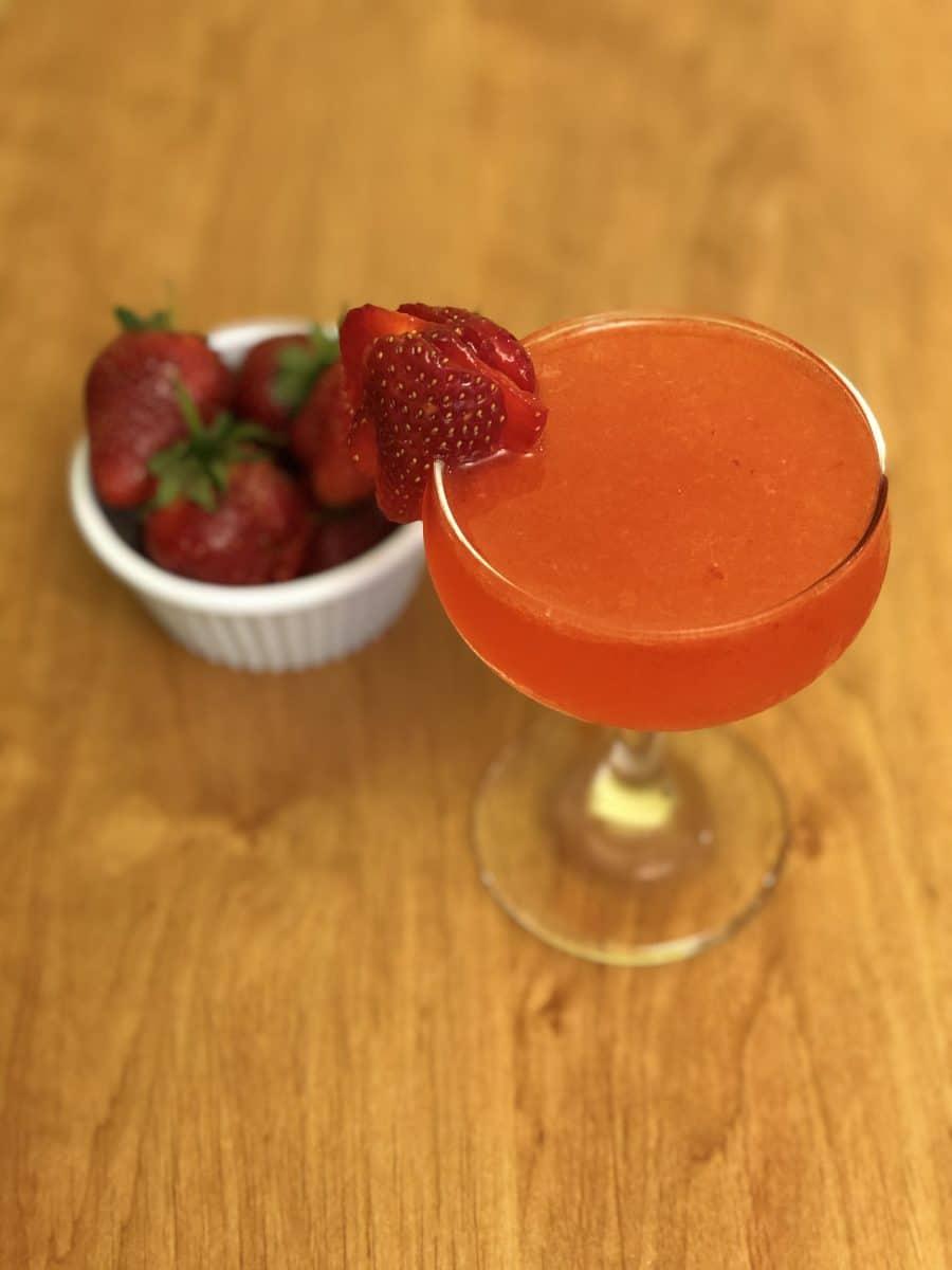 daiquiri fresa coctel