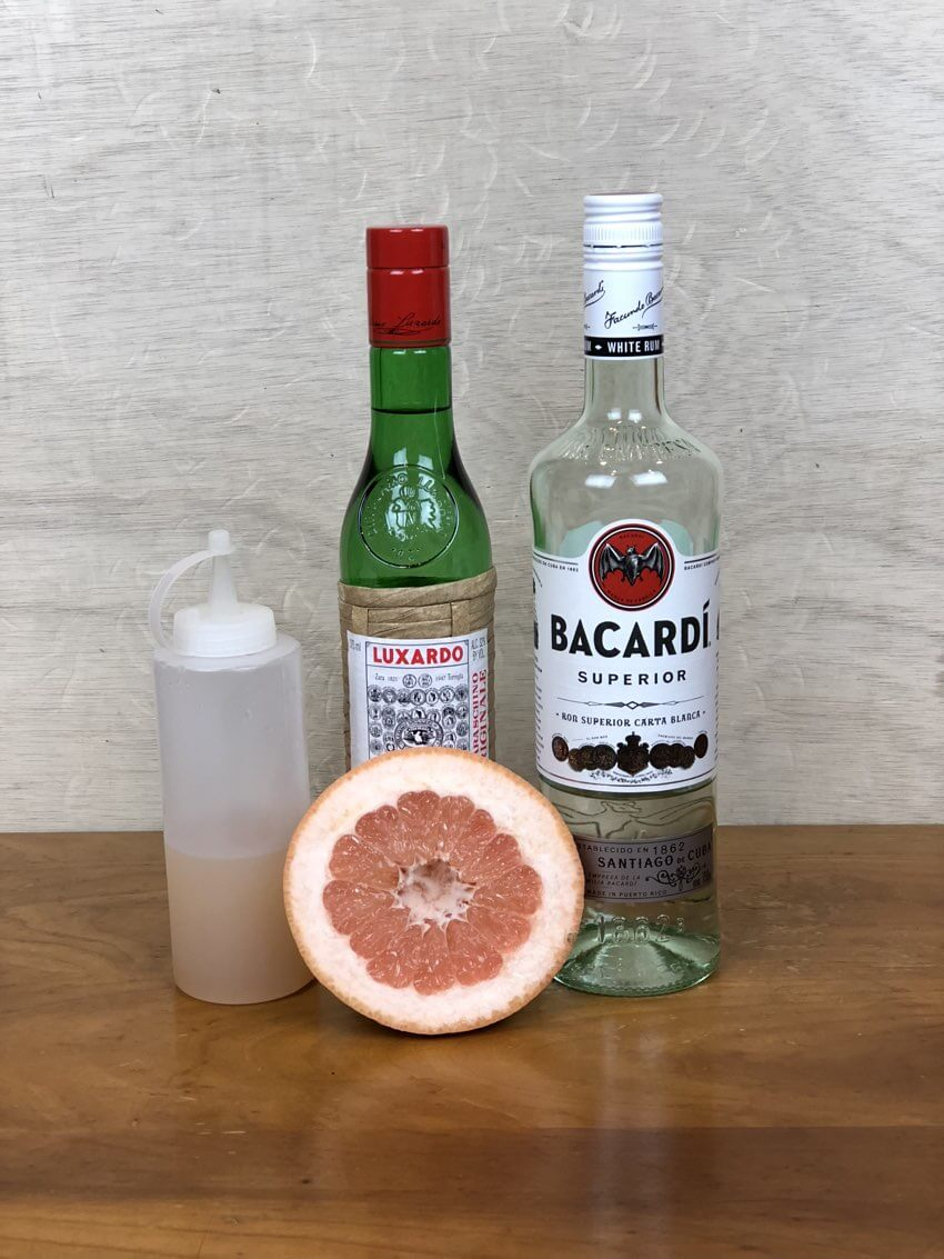hemingway daiquiri receta