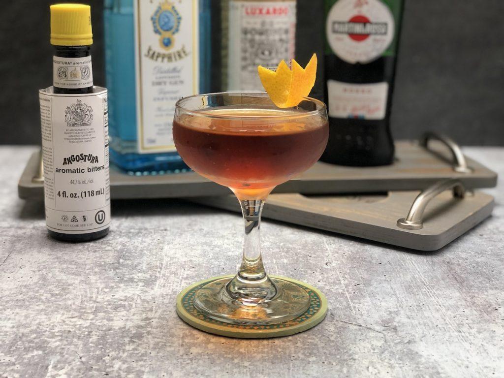 martinez coctel
