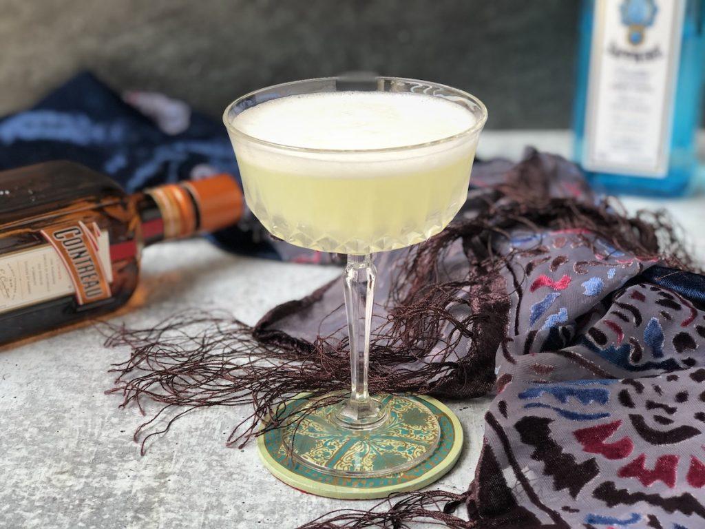 white lady coctel