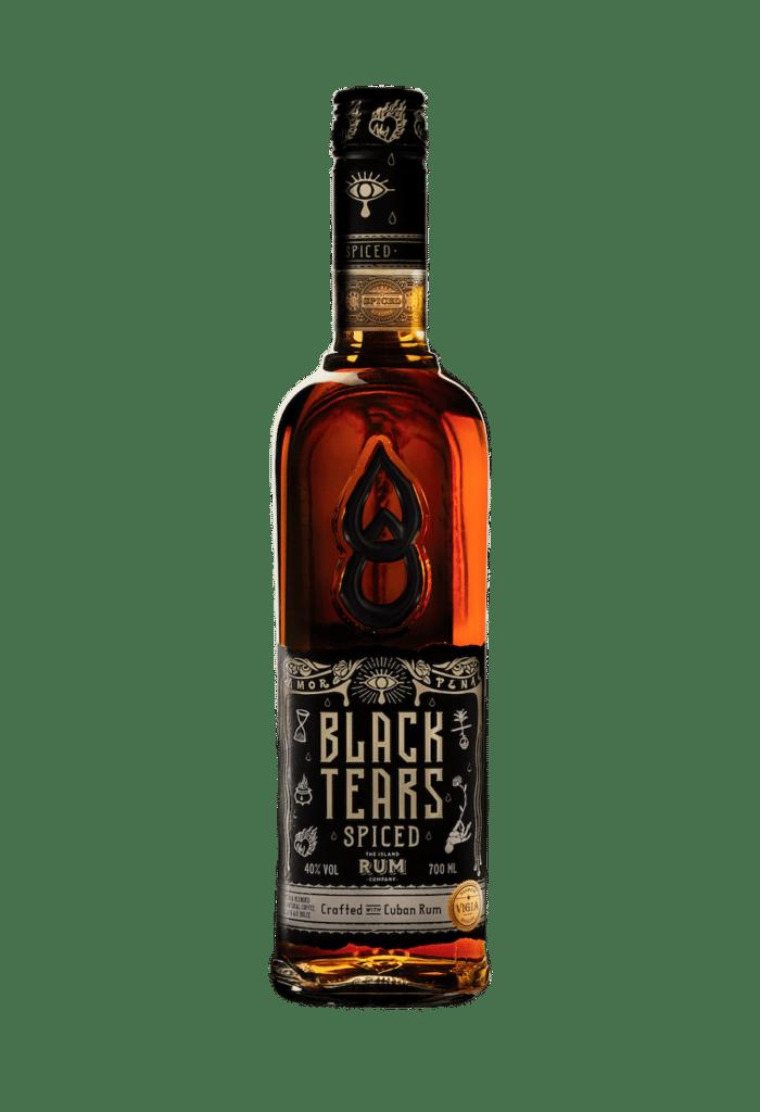 black tears spiced cuban rum