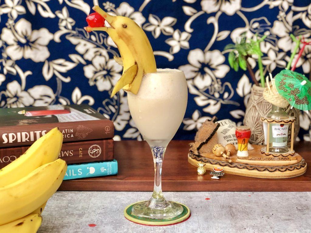 baileys banana colada
