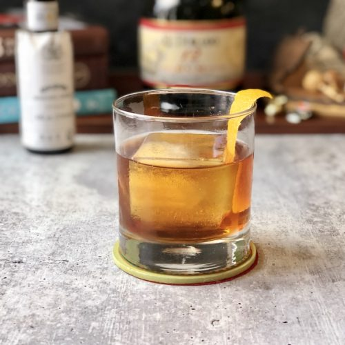 ron old fashioned