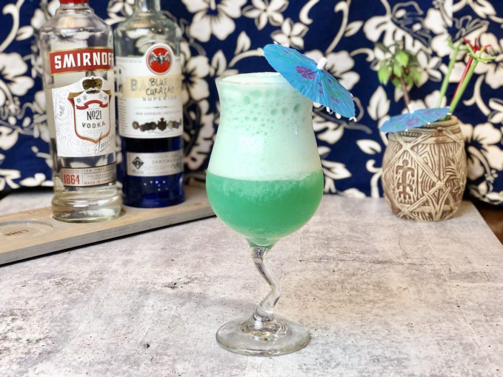 blue bayou coctel