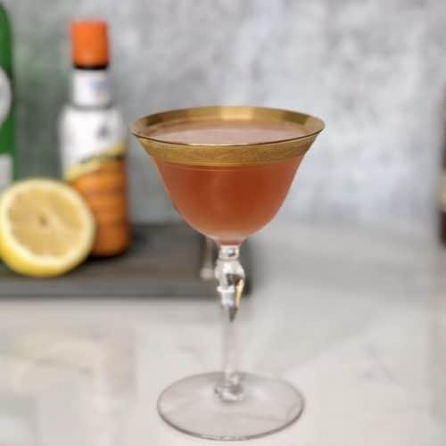 scofflaw coctel
